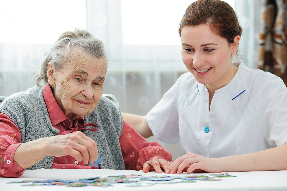 person centred approach to dementia and geriatric care The introduction of a person-centred care (pcc) approach to dementia care has been a major paradigmatic shift in the care provision in residential settings for older adults in ireland.