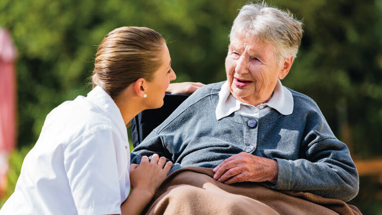 Physical Disability care